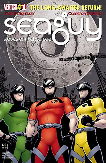 Seaguy: The Slaves of Mickey Eye #1 (of 3)