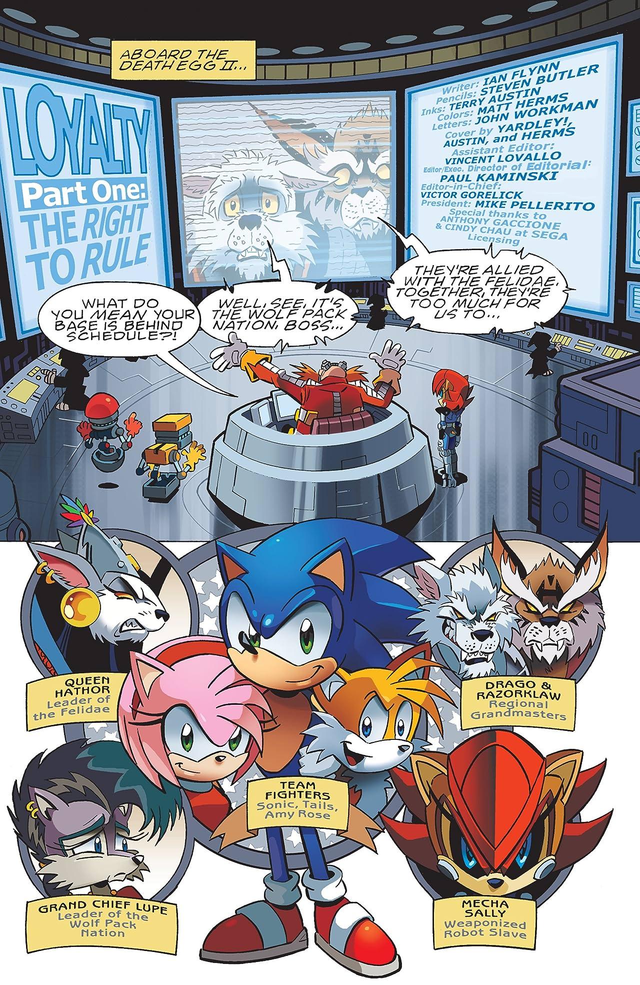 Sonic the Hedgehog #237