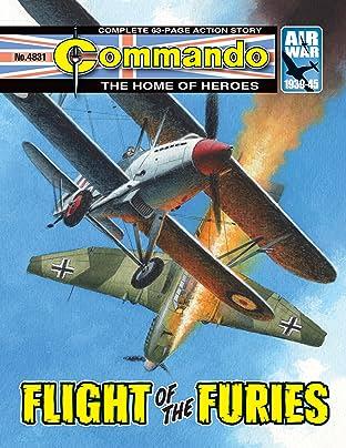 Commando #4831: Flight Of The Furies