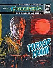 Commando #4832: Terror Train