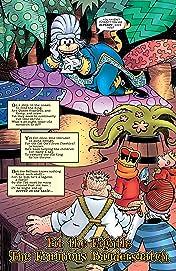 Roger Langridge's Snarked #8