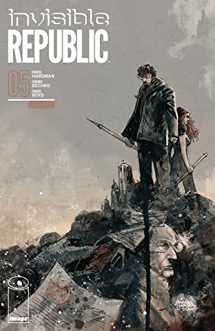 Invisible Republic #5