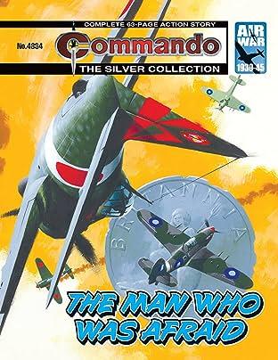 Commando #4834: The Man Who Was Afraid