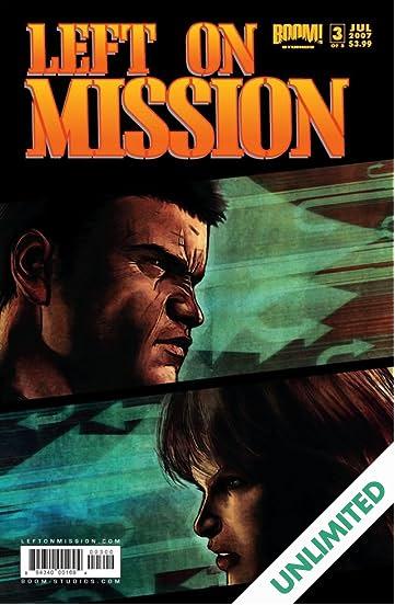 Left on Mission #3 (of 5)