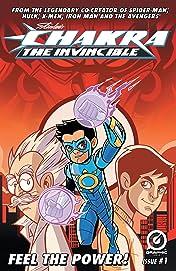 Stan Lee's Chakra The Invincible #1