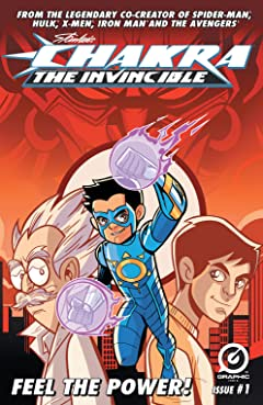 Stan Lee's Chakra The Invincible #1