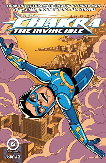 Stan Lee's Chakra The Invincible #2