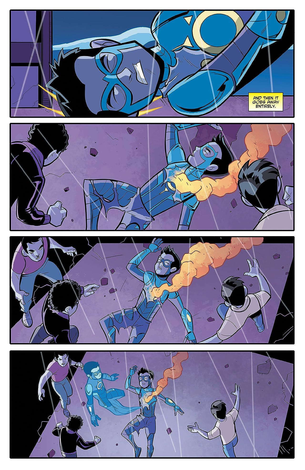 Stan Lee's Chakra The Invincible #2