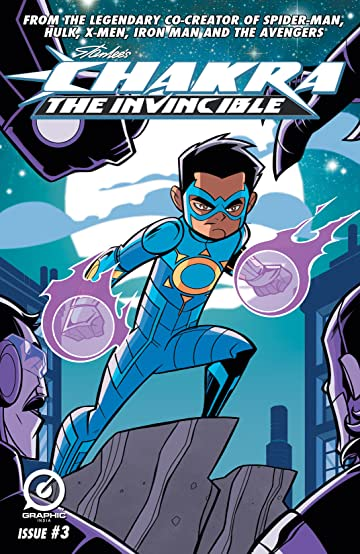 Stan Lee's Chakra The Invincible #3