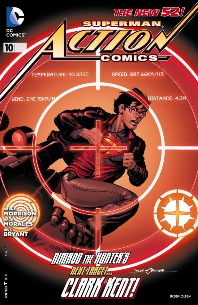 Action Comics (2011-2016) #10