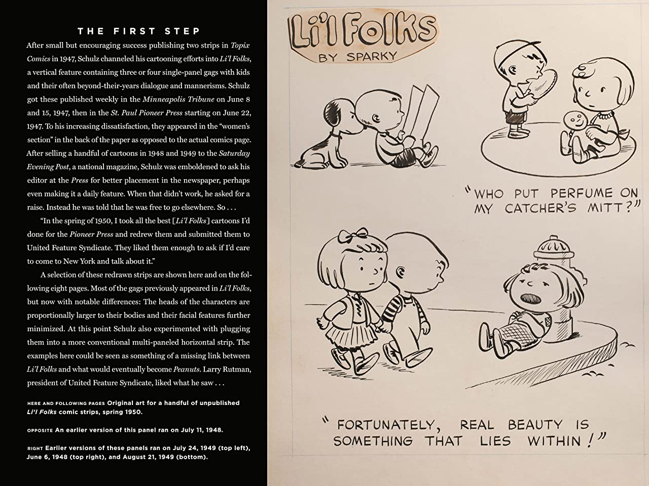 Only What's Necessary: Charles M. Schulz and the Art of Peanuts
