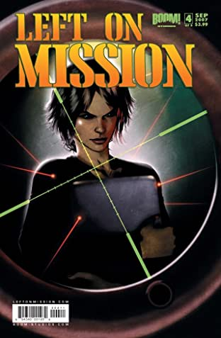 Left on Mission #4 (of 5)
