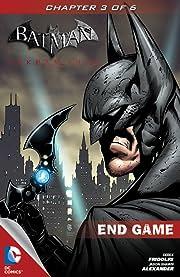 Batman: Arkham City: End Game No.3