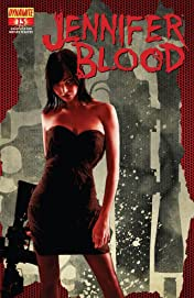 Garth Ennis' Jennifer Blood #13