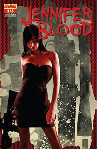 Garth Ennis' Jennifer Blood #13
