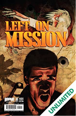 Left on Mission #5 (of 5)
