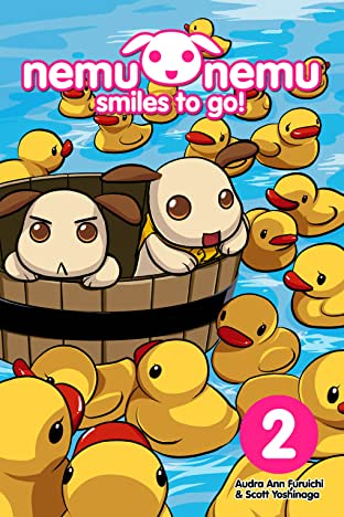 nemu*nemu Vol. 2: Smiles to Go