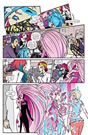 Jem and the Holograms (2015-) #5