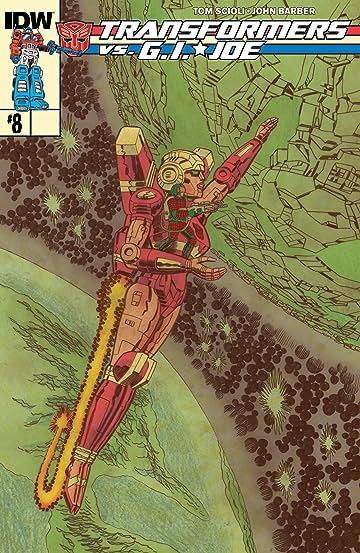 Transformers vs. G.I. Joe #8