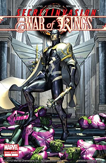 Secret Invasion: War of Kings