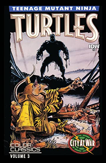 Teenage Mutant Ninja Turtles: Color Classics Vol. 3 #8