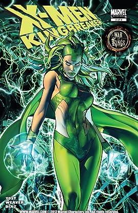 X-Men: Kingbreaker #3 (of 4)