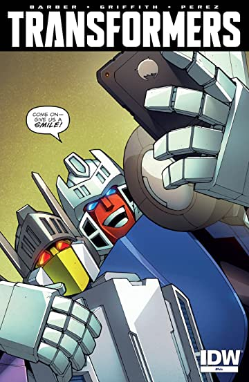 Transformers (2011-) #44