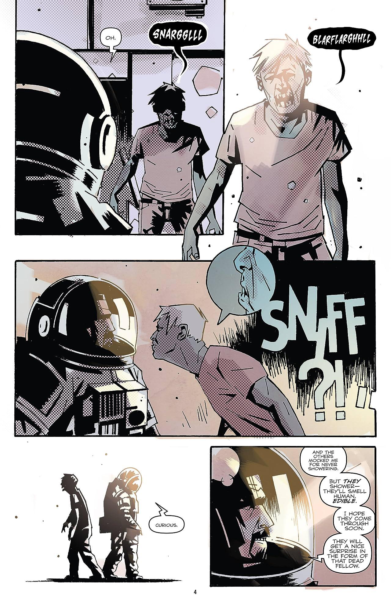 Zombies vs. Robots (2015) #8
