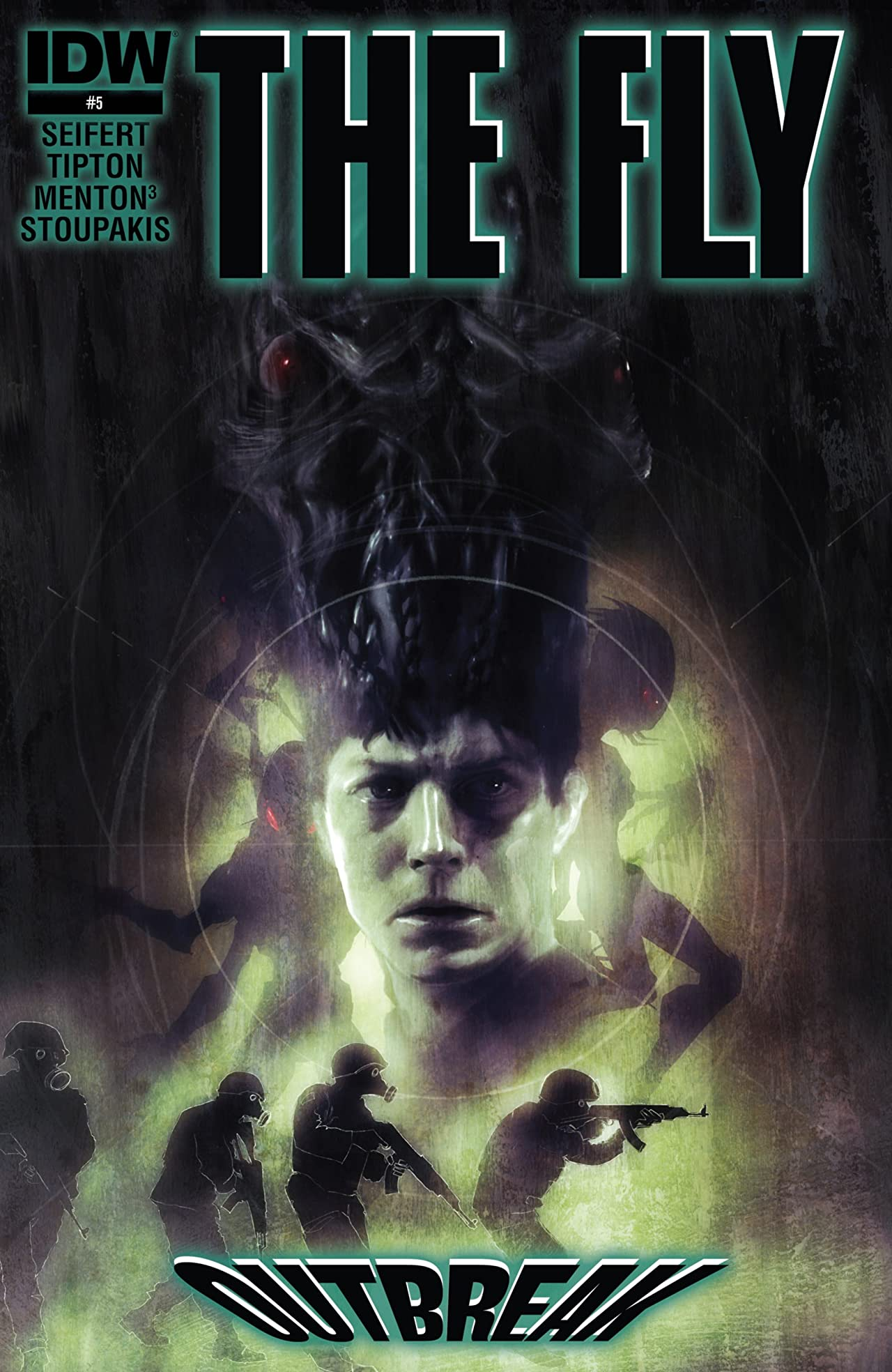 The Fly: Outbreak #5 (of 5)