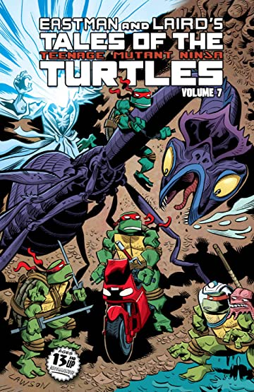 Teenage Mutant Ninja Turtles: Tales of the TMNT Tome 7