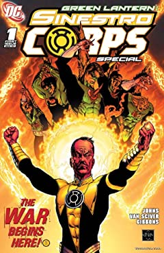 Green Lantern: Sinestro Corps Special No.1