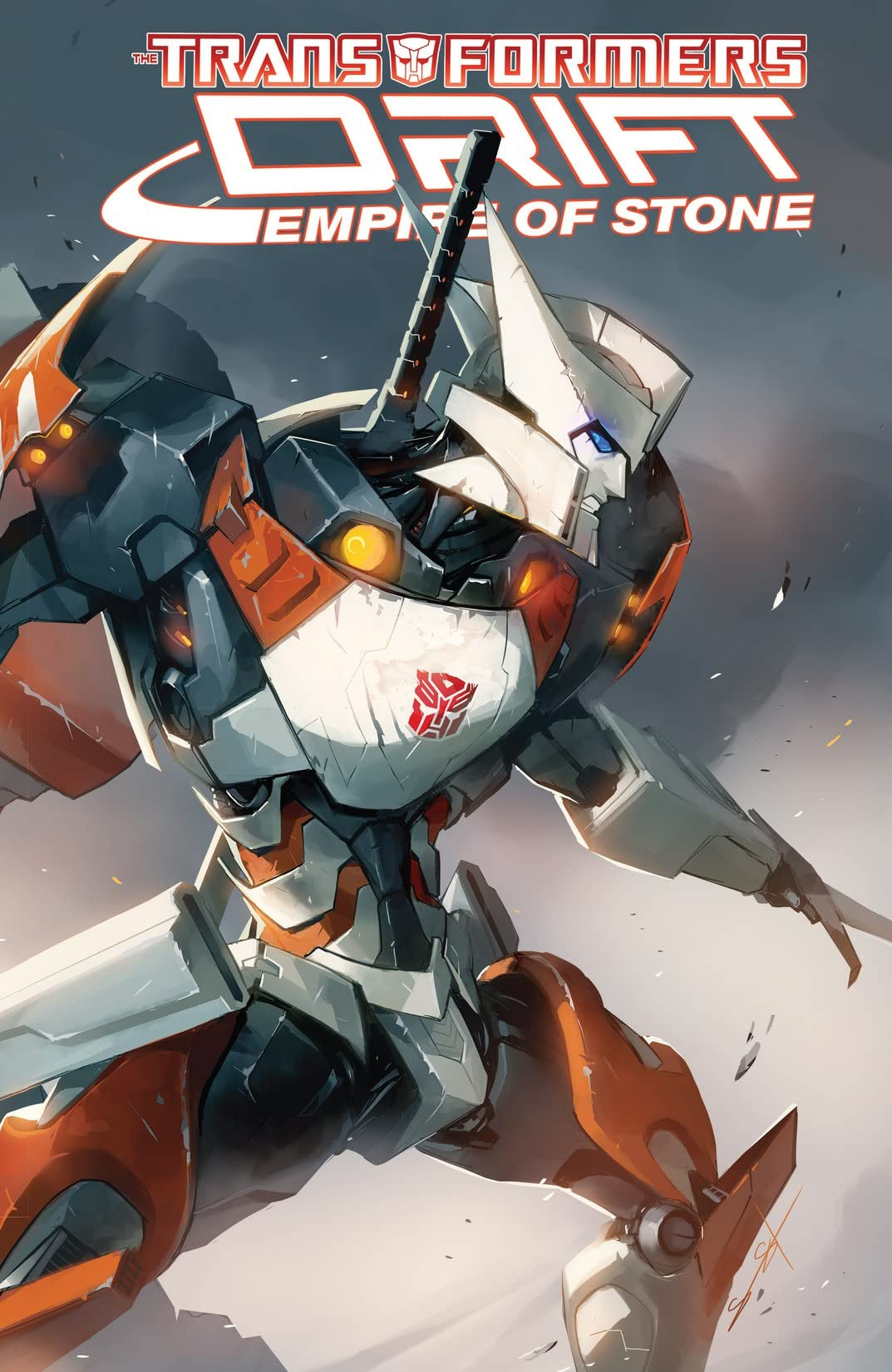 transformers drift empire of stone comics by comixology