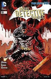 Detective Comics (2011-2016) #10