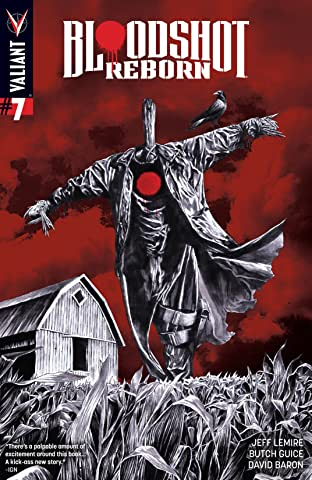 Bloodshot Reborn No.7: Digital Exclusives Edition