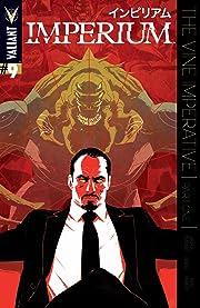 Imperium #9: Digital Exclusives Edition