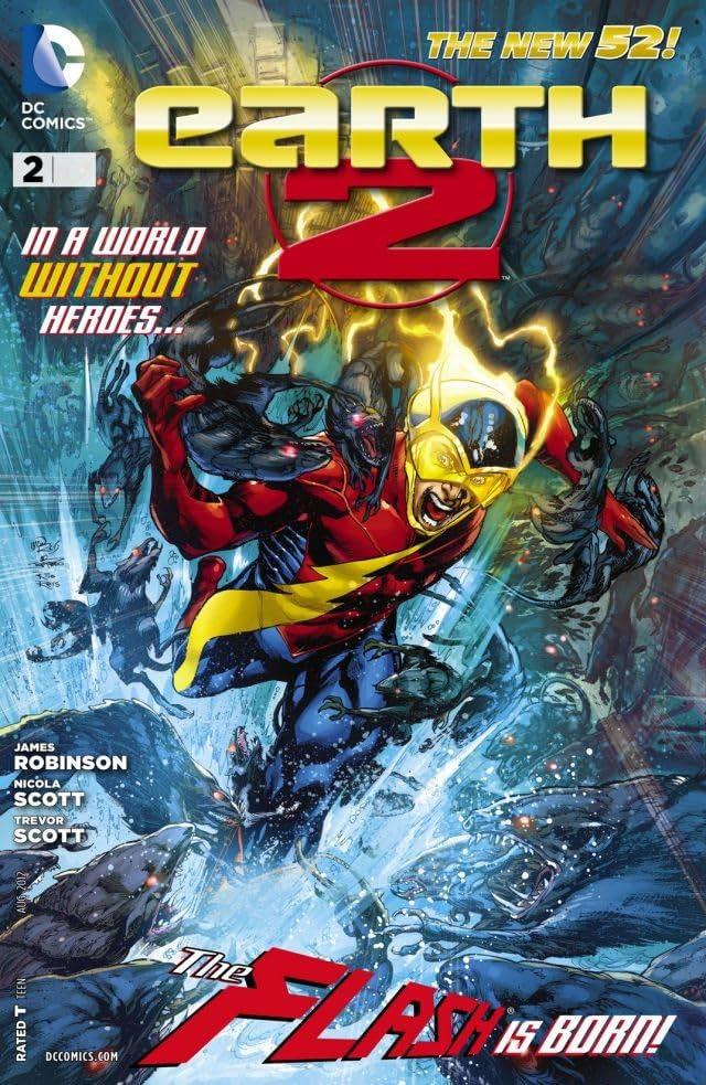 Earth 2 (2012-2015) #2