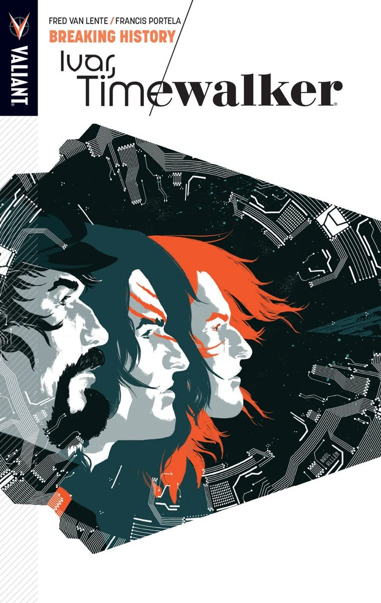 Ivar, Timewalker Vol. 2: Breaking History