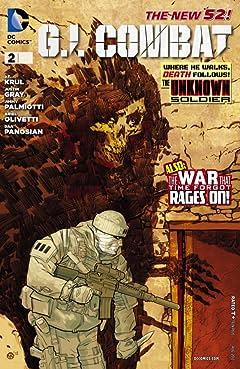 GI Combat (2012) #2
