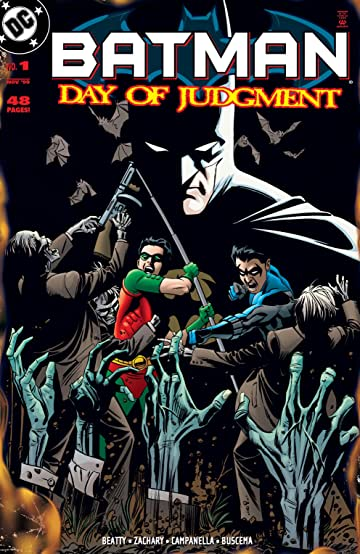 Batman: Day of Judgment #1