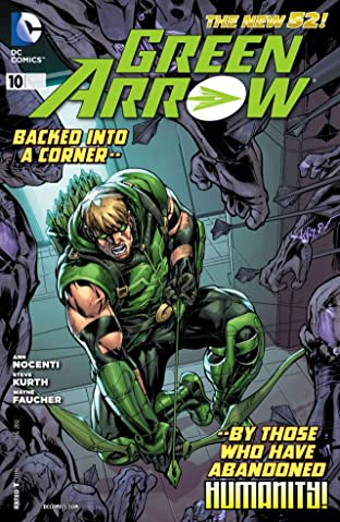Green Arrow (2011-) #10