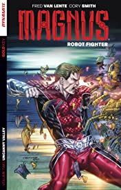 Magnus: Robot Fighter Vol. 2: Uncanny Valley