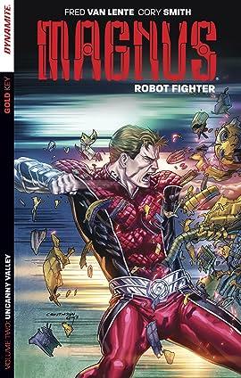 Magnus: Robot Fighter Vol. 2: Uncanny Valley