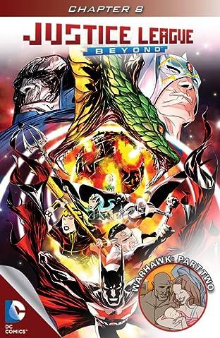 Justice League Beyond (2012-2013) #8