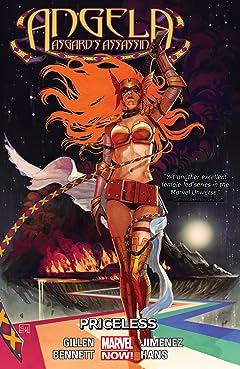 Angela: Asgard's Assassin Vol. 1: Priceless