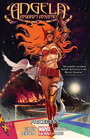 Angela: Asgard's Assassin Tome 1: Priceless