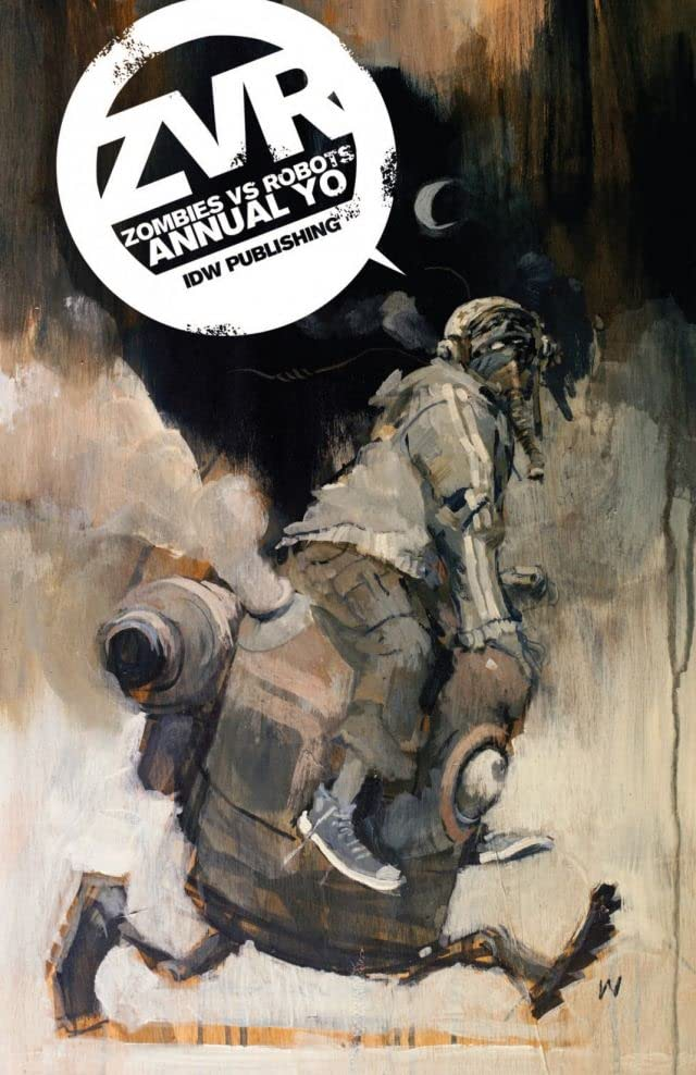 Zombies vs. Robots: Annual 2012