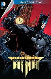 Legends of the Dark Knight (2012-2015) No.1