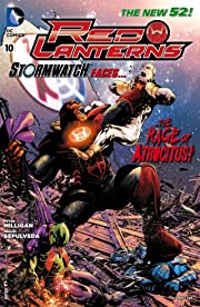 Red Lanterns (2011-2015) #10