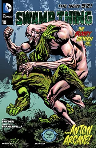 Swamp Thing (2011-2015) No.10