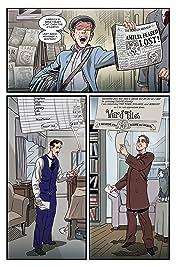 Herald: Lovecraft & Tesla Vol. 2: Fingers to the Bone